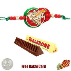 Toblerone Milk Chocolate  Rakhi Special