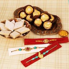 Droolworthy Rakhi Celebration