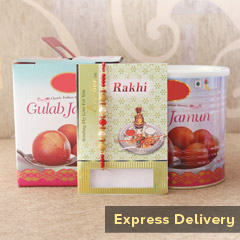The Gulab Jamun Treat
