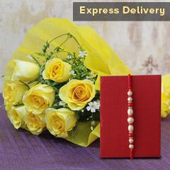 Friendly Rakhi Present