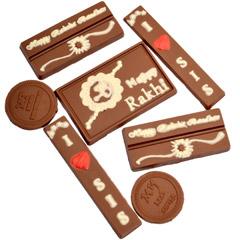 Raksha Bandhan Chocolate Bars