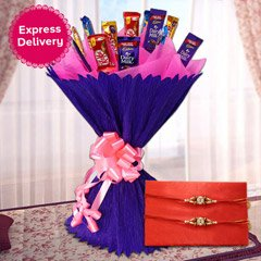 Chocolates N Rakhi