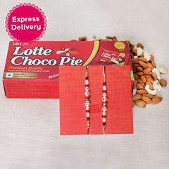 Healthy & Chocolaty Treat