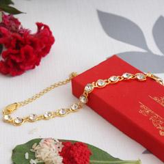 Stunning Bracelet Rakhi