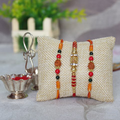 Beaded Rakhis for Brothers