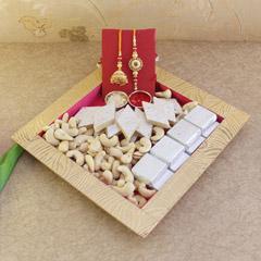Tray of Goodness for Bhaiya Bhabhi - Bhaiya Bhabhi Rakhi