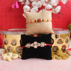 Sweet Combo of Rakhi for brothers