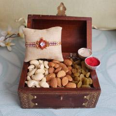 Rakhi box full of joy & happiness