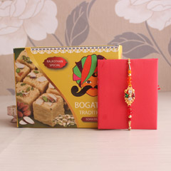 Touch the heart of brother - Send Rakhi to Indore