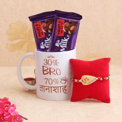 Delightful Hamper - Send Rakhi to Indore