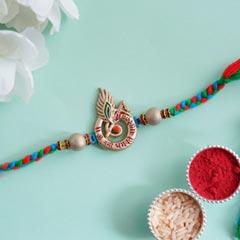 Designer Krishna Rakhi - Fancy Rakhi
