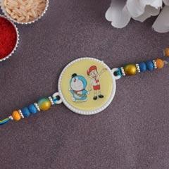 Doremon Rakhi for Kids - Send Kids Rakhi Online