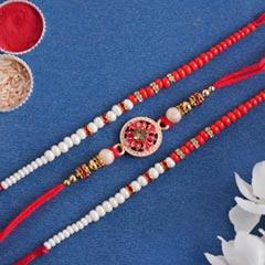 Set of Three Fancy Rakhi